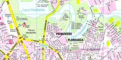 Bukuresh Karta Karta Na Bukuresh Rumniya